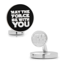 May_the_Force_Be_With_You_Cufflinks