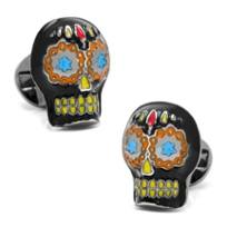 Black_Day_of_the_Dead_Skull_Cufflinks