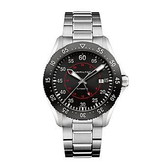 Hamilton Khaki Aviation Pilot GMT Auto Watch