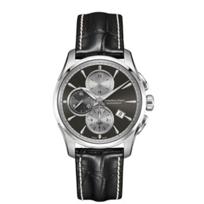 Hamilton_Jazzmaster_Auto_Chrono_Black_Leather_Strap_Watch