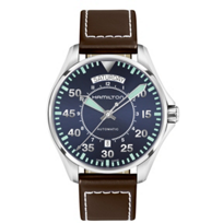 hamilton_khaki_aviation_pilot_day_date_auto_men's_watch,_stainless_steel_&_leather