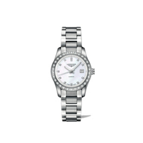 Longines_Conquest_Classic_Stainless_Steel_Diamond_Watch