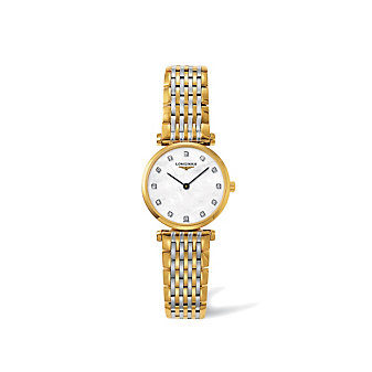 Longines La Grande Classique Two-Tone Watch