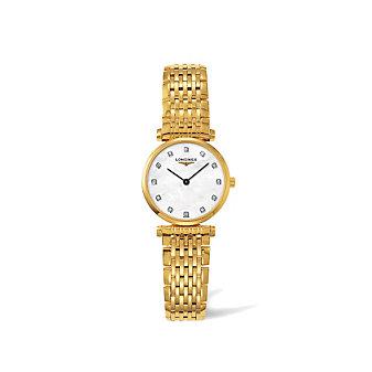 Longines La Grande Classique Yellow Watch