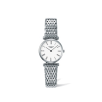Longines_La_Grande_Classique_Stainless_Steel_Roman_Women's_Watch