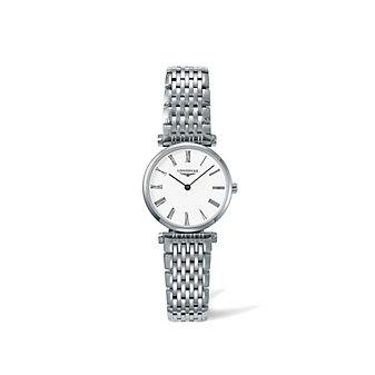 Longines La Grande Classique Stainless Steel Roman Women's Watch
