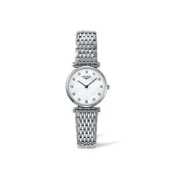 Longines La Grande Classique Stainless Steel Watch
