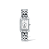 Longines_DolceVita_Stainless_Steel_Watch