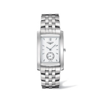 Longines_DolceVita_Stainless_Steel_Arabic_Watch
