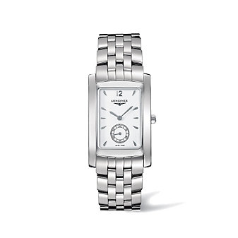 Longines DolceVita Stainless Steel Arabic Watch