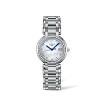 Longines_PrimaLuna_Stainless_Steel_Diamond_Watch