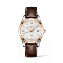 Longines_Conquest_Classic_40MM_Automatic_in_Stainless_Steel_&_Gold