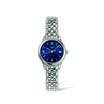 Longines_Flagship_26MM_Blue_Dial_Automatic_Watch
