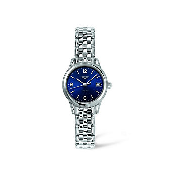Longines Flagship 26MM Blue Dial Automatic Watch