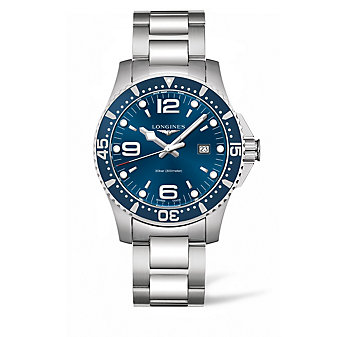 Longines Hydroconquest 44MM Blue Dial Diving Watch