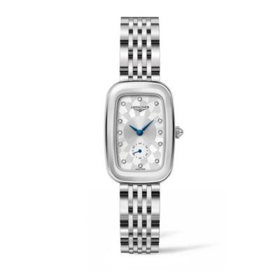 Longines Dolcevita 20mm Stainless Steel Women's Watch