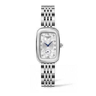Longines Dolcevita 20mm Stainless Steel Women's Watch