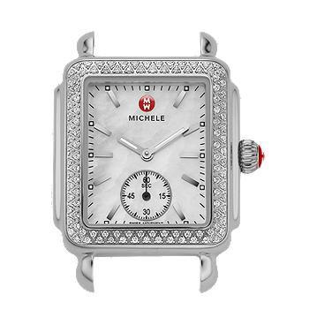 Michele Deco 16 Diamond Watch Head