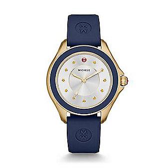 Michele Watch Cape Topaz Watch, Navy