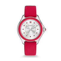 Michele_Cape_Topaz_Red_Watch