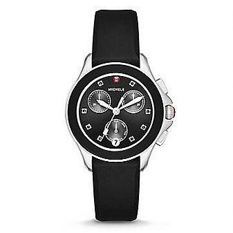 Michele Cape Chrono Black Watch