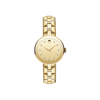 Movado_Ladies'_Sapphire_Gold-Tone_Diamond_Watch,_28mm