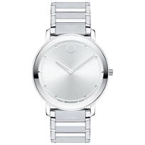 Movado_Men's_Sapphire_White_Tone_Watch
