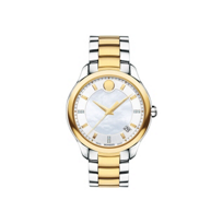 Movado_Bellina_Women's_Two-Tone_Mother-of-Pearl_Dial_Watch,_0.2cttw