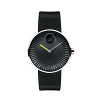 Movado_Edge_Men's_Large_Stainless_Steel_Black_Dial_Watch