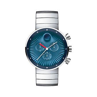 Movado Edge 42MM 3 Sub-dial Watch