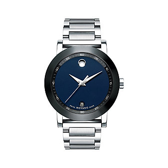 Movado Museum Sport 42MM Stainless Steel Watch