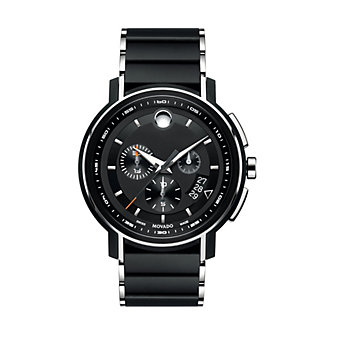 Movado Strato 44MM Chronograph Watch