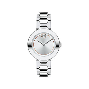 Movado Bold 32MM Stainless Steel Watch