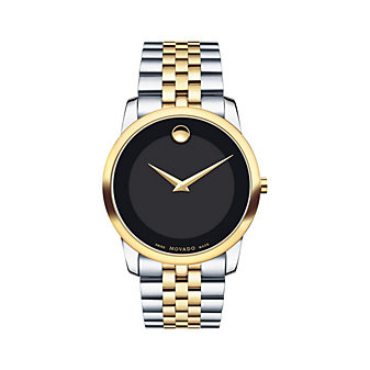 Movado Museum Classic Two-Tone Men's Watch