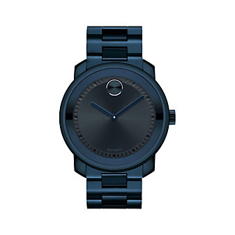 Movado Bold Ink Navy Men's Watch
