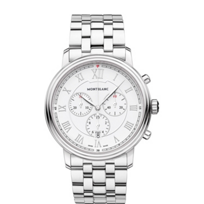 MontBlanc_Tradition_Chronograph_White_Men's_Watch