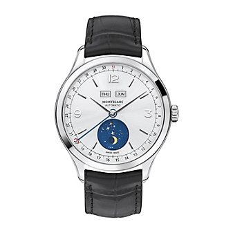 MontBlanc Heritage Chronometrie Quantieme Complet Vasco da Gama Men's Watch