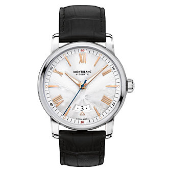 MontBlanc 4810 Date Automatic Rose Accent Men's Watch