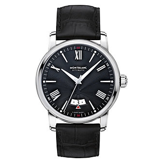 MontBlanc 4810 Date Automatic Black Men's Watch
