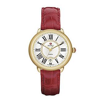 Michele Serein 16 Strap Watch