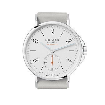 nomos glashutte ahoi neomatik watch