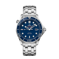 omega_steel_&_blue_dial_seamaster_diver_300m_co-axial_watch,_41mm
