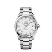 omega_steel_silvery_dial_seamaster_aqua_terra_150m_master_co-axial_watch,_41.5mm