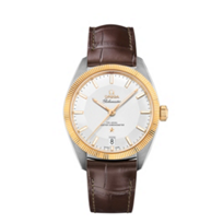 omega_two_tone_constellation_globemaster_co-axial_master_chronometer_watch