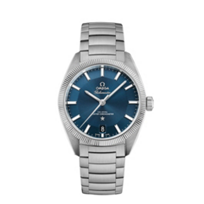 omega_steel_blue_dial_constellation_globemaster_co-axial_master_chronometer_watch