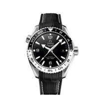 omega_steel_black_&_white_seamaster_planet_ocean_600m_co-axial_master_chronometer_gmt_watch,_43.5mm