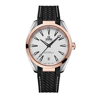 omega seamaster aqua terra 150m co-axial master chronometer 41mm men's watch