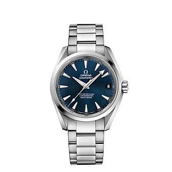 omega seamaster aqua terra 150m master co-axial watch, 41.5mm