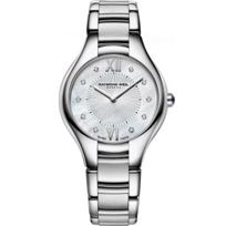 Raymond_Weil_Noemia_Women's_Bracelet_Watch,_MOP_Dial