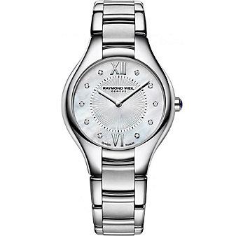 Raymond Weil Noemia Women's Bracelet Watch, MOP Dial